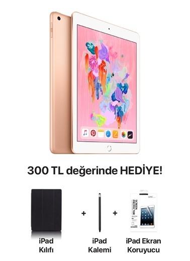 Apple iPad Wi-Fi 128GB MRJP2TU/A + Kılıf + iPad Kalemi + Ekran Koruyucu  MRJP2TU/A Renkli